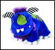 WEBKINZ - MIDNIGHT MONSTER