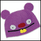 UGLY HAT - TRUNKO - PURPLE (4 COUNT)