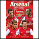 ARSENAL - 2012 CALENDAR A3 (10 COUNT)