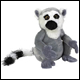 WEBKINZ - RING TAILED LEMUR - DISCONTINUED