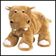 WEBKINZ - MUD HIPPO - DISCONTINUED