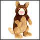 WEBKINZ - TREE KANGAROO - DISCONTINUED