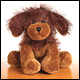 WEBKINZ - BROWN DOG