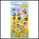 MOSHI MONSTERS - FOILED STICKERS - SMALL (24 COUNT CDU)