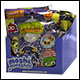 MOSHI MONSTERS - MOSHLINGS FIGURES - SERIES 3 - FOIL PACK CDU (20 COUNT)