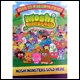 MOSHI MONSTERS - A3 SOLD HERE POSTER