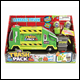 TRASH PACK - GARBAGE TRUCK (3 COUNT)