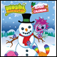 MOSHI MONSTERS - ADVENT CALENDAR (3 COUNT)