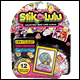 STIKA-LULU 12 SWAP CARD STICKER BLISTER PACK (8 COUNT)