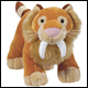 WEBKINZ - SABERTOOTH TIGER