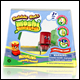 MOSHI MONSTERS - BOBBLE BOTS - STARTER SET (6 COUNT)