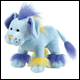 WEBKINZ - MOHAWK PUPPY - DISCONTINUED
