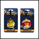ANGRY BIRDS STAR WARS - BACK PACK CLIPS (12 COUNT NO CDU)