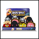 ANGRY BIRDS STAR WARS - 5 INCH PLUSH (12 COUNT CDU)