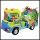 TRASH PACK - JUNK TRUCK (3 COUNT)