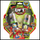 TRASH PACK - ULTIMATE FIGHTING TRASHIES - BATTLE ARENA AND 2 SPIN BINS (4 COUNT)