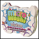 MICRO MOSHI MONSTERS - COLLECTOR TIN (7 COUNT)