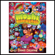 MOSHI MONSTERS - STICKER COLLECTION 2013 ALBUM