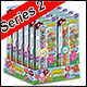 MOSHI MONSTERS - SERIES 2 SLAP WATCH BLISTER PACK (12 COUNT CDU) - IN THING UK EXCLUSIVE
