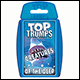 TOP TRUMPS - CREATURES OF THE DEEP - CLASSICS (6 COUNT CDU)
