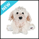 WEBKINZ - BLONDE COCKAPOO - NEW
