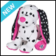 WEBKINZ - POLKA DOT PUPPY - NEW
