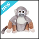 WEBKINZ - SQUIRREL MONKEY - NEW