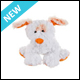 WEBKINZ - ORANGE SODA PUP - NEW