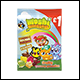 MOSHI MONSTERS - FRUIT YUMMY GUMMIES (12 COUNT CDU)