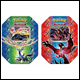 POKEMON - X AND Y 2014 SPRING TINS (6 COUNT)