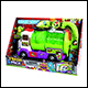TRASH PACK - SEWER TRUCK (3 COUNT)