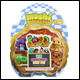 MOSHI MONSTERS - FOOD FACTORY - BLISTER PACK (6 COUNT)
