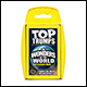 TOP TRUMPS - WONDERS OF THE WORLD - CLASSICS (6 COUNT CDU)