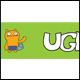 UGLYDOLL POINT OF SALE SHELF STRIP (30cm x 5cm)