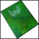 SAS A5 Holo 12 page 4 Pocket Portfolio - GREEN