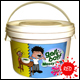 GELLI BAFF MESSY PLAY 1 KG Tub - RED