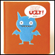 UGLYDOLL - PLUSH JOURNAL - ICE BAT DISCONTINUED