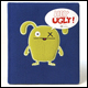 UGLYDOLL - PLUSH JOURNAL - OX DISCONTINUED