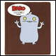 UGLYDOLL - PLUSH JOURNAL - BABO DISCONTINUED