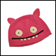 UGLY HAT - ICEBAT - PINK (4 COUNT)