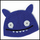 UGLY HAT - ICEBAT -  BLUE (4 COUNT)