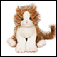 LIL WEBKINZ - STRIPED ALLEY CAT (6 COUNT)