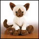 LIL WEBKINZ - PERSIAN CAT (6 COUNT)