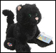 WEBKINZ - BLACK CAT