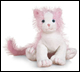 WEBKINZ - PINK AND WHITE CAT