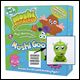 MOSHI MONSTERS - MOSHI GOO BOX WITH SNOOKUMS MOSHLING FIGURE
