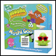 MOSHI MONSTERS - MOSHI GOO BOX WITH  DJ QUACK MOSHLING FIGURE