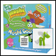 MOSHI MONSTERS - MOSHI GOO BOX WITH ANGEL MOSHLING FIGURE