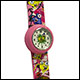 BIN WEEVILS - SLAP WATCH (PINK)