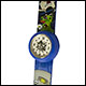 BIN WEEVILS - SLAP WATCH (DARK BLUE)